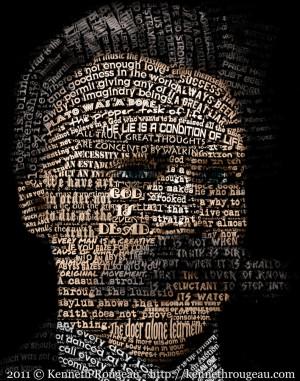 Friedrich Nietzsche by synchronicity313