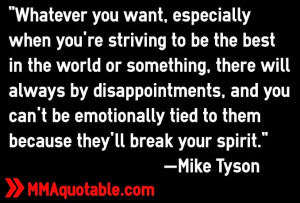 ... back mike tyson i refuse to let adversity allow me to be average mike