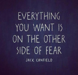 ... fear epic smart loving stronger scare of dark fear is nothing quotes