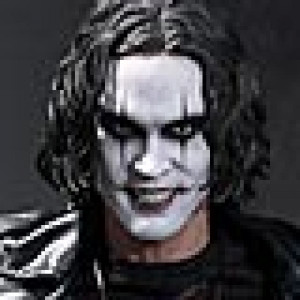 ... eric draven collectible figure hot toys mms210 the crow eric draven