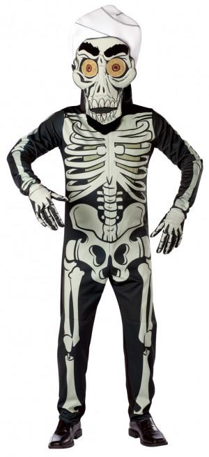 Funny Skeleton Girl Smoking Medical Humour
