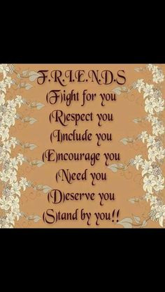 ... of friends more thoughts life quotes true friends f r i e n d s real