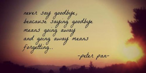 Quotes About Growing Up Peter Pan Never grow up Quotes