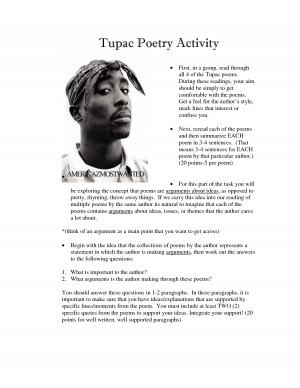 Tupac Poetry Activity.doc
