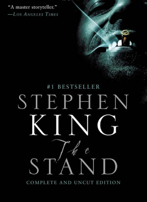 BOOK OF THE DAY: The Stand by Stephen KingStephen King's The Stand is ...