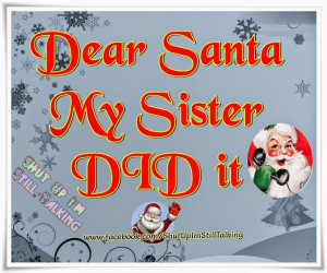 Funny Quotes about Dear Santa
