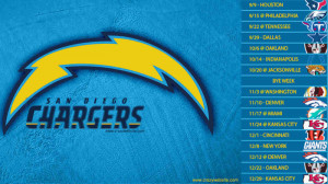 San Diego Chargers 2013 game schedule football team wallpaper, click ...