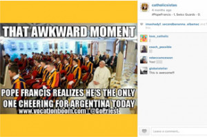 10 Catholics To Follow on Instagram