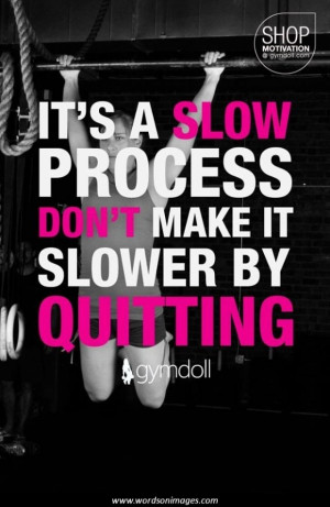 Motivational quotes quitting