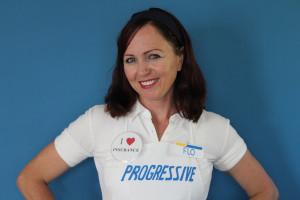 Flo The Progressive Insurance Girl