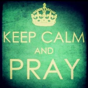 Power of Prayer.