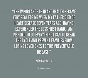 Heart Health Quotes