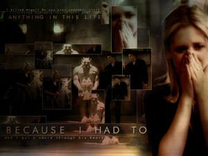 Buffy Vampire Slayer Relationships Buffy vs Angel
