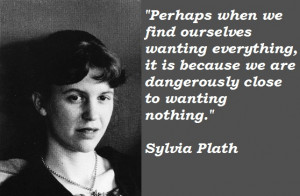 14 Quotes from Sylvia Plath