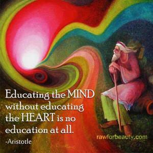 Education- Aristotle