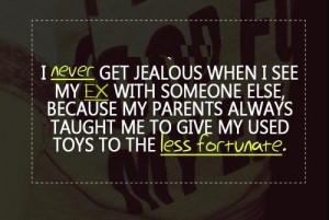 40 Top Level Jealousy Quotes