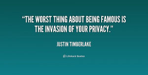 quote-Justin-Timberlake-the-worst-thing-about-being-famous-is-170205 ...