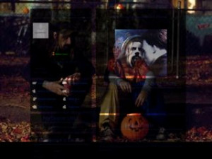 Rob Zombie Halloween - Rob Zombie's Halloween MySpace Layout Preview