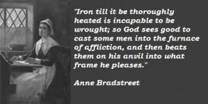 Anne bradstreet famous quotes 4