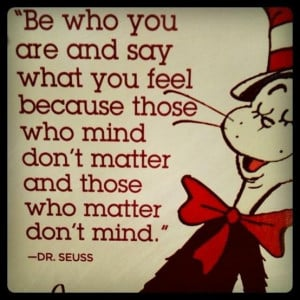Tagged: Be Yourself Quotes