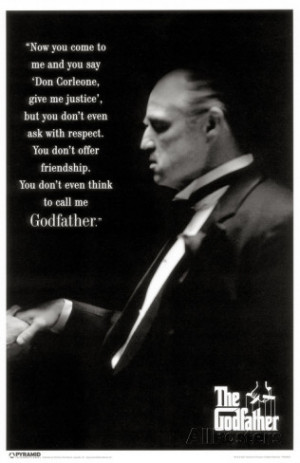 Godfather Quotes About Respect