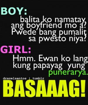 Tagalog Quotes Jokes Vice Ganda Funny Kootation Wallpaper