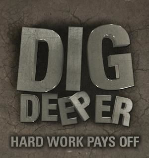 fitness quotes motivational | Don't forget to dig deep! Your hard ...
