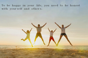 To Be Happy In Your Life