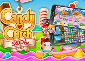 Candy Crush Soda Saga já está entre nós, a sequência do clássico ...