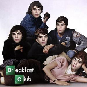 Walt Jr. Loves Breakfast