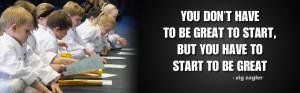 Martial Arts Training Quotes Choosing a martial arts school