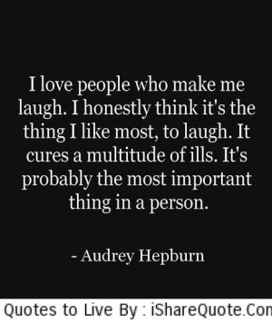 quotes about laughing at life