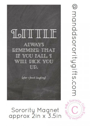 ... sister poems sorority big sister quotes big little sorority quotes