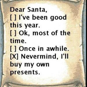 christmas, humor, naughty, nice, santa