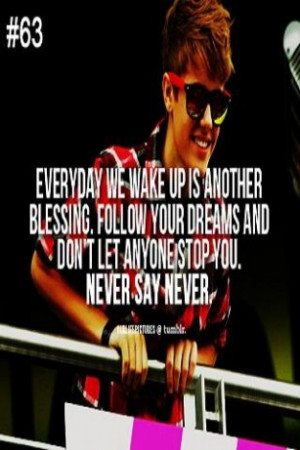 Justin Bieber Quotes And Sayings Picture