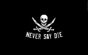 Download – Never Say Die Wallpaper – 1280×800