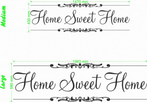 Home Picture With Quotes About Life: Radiant Home Sweet Home Quote On ...