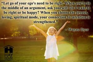 Wayne Dyer – Power of Intention