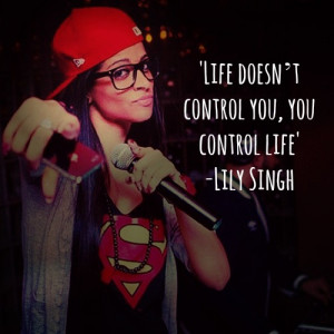 Lilly Singh Quotes