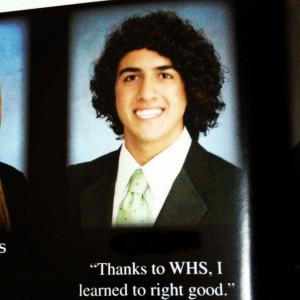 funny high school senior quotes