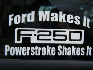 funny truck saying stickers and funny quotes - Page 3 - Ford ...
