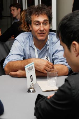 Doug Liman Director Doug Liman attends Emerging Visions 2011 at Elinor