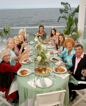 The Nanny Reunion A Nosh to Remember photo