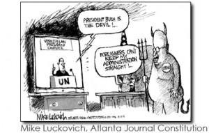 Woodrow Wilson Political Cartoons