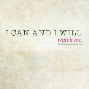 Watch me. #spicie