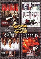 Manje/Bleeding Rose/Asylum Night/The Sorority