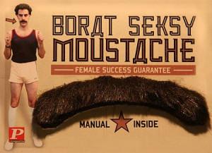 Borat Seksy Moustache