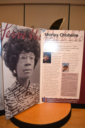 Early life and education . Shirley Anita St. Hill was born in Brooklyn ...