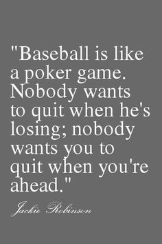 Funny baseball quotes about losing