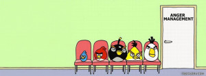 Angry Bird - Anger Management